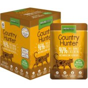 Natures Menu Country Hunter saszetka dla kota kurczak 85g